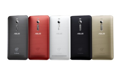 ASUS ZenFone 2 color line up