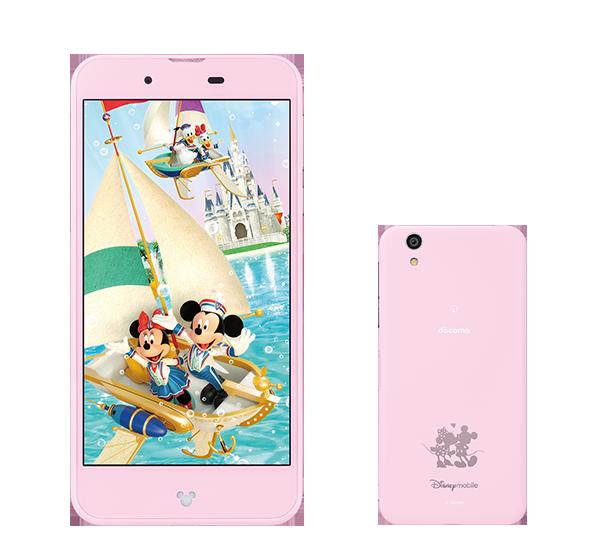 docomo #Disney Mobile シャープ製 #DM-01J #新規 #一括0円 ※端末購入 ...